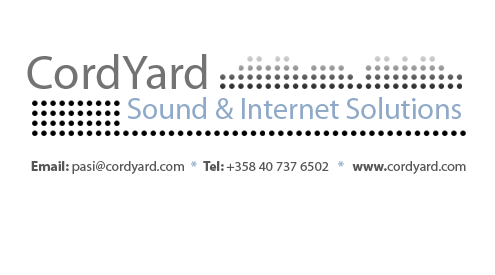 CordYard - Sound & Internet Solutions
